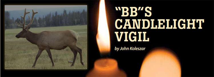 BB's Candlelight Vigil